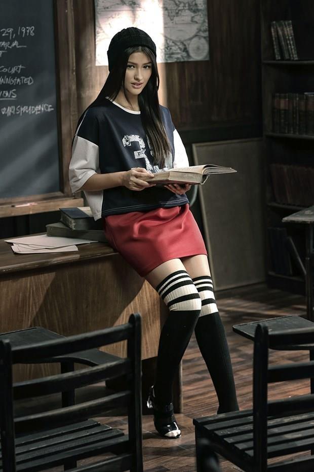 Liza Soberano  4 Ocak 1998 (19 yaşında), Santa Clara, Kaliforniya, ABD  Oğlak