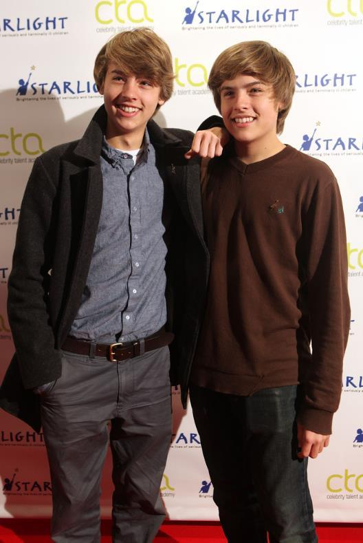 Dylan ve Cole Sprouse