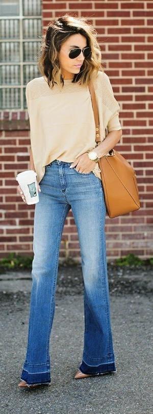 Trend: Açık Renk Yıkanmış Jean Pantolon - 6