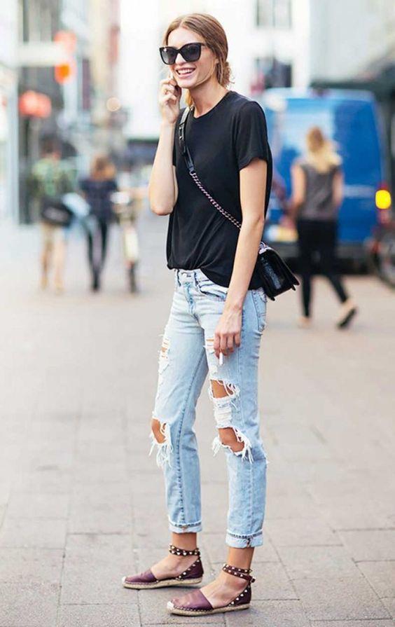 Trend: Açık Renk Yıkanmış Jean Pantolon - 10