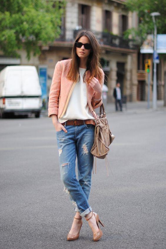 Trend: Açık Renk Yıkanmış Jean Pantolon - 11