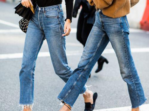 Kış mevsimine yaklaştıkça çoğumuzun eli koyu renklere gitmeye başlıyor. Jean pantolon seçimlerinde de koyu maviler ve siyahlar genellikle ilk seçilenler arasında oluyor.   Kaynak: Gardrop Kedisi, Pinterest