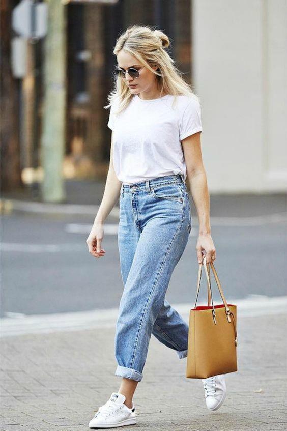 Trend: Açık Renk Yıkanmış Jean Pantolon - 9