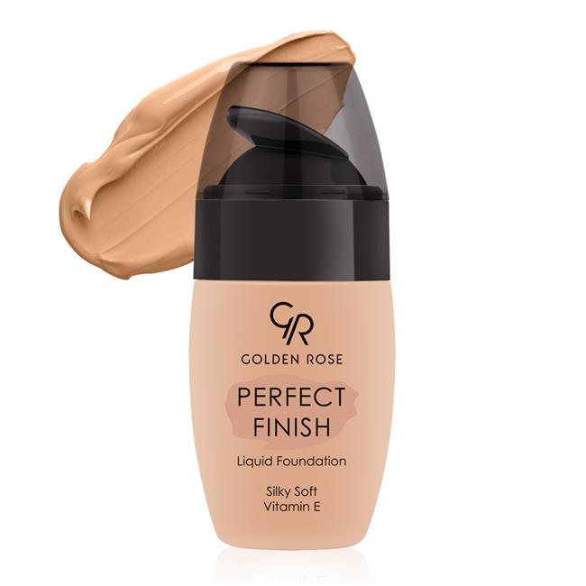 -Golden Rose Perfect Finish Liquid Fondöten