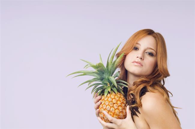 Vücutta Yağ Birikmesini Önleyen Yiyecek: Ananas! - 2