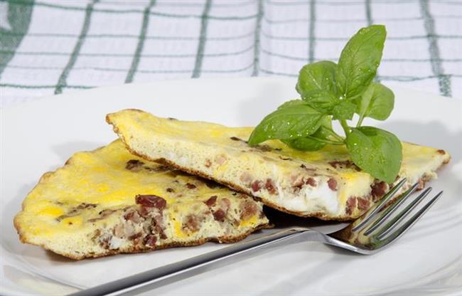 Kahvaltı Sofralarınıza Tat Katacak 6 Omlet Tarifi! - 5