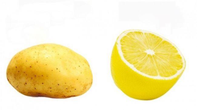 Patates ve Limon Maskesi  Bu maske güneşten kaynaklanan yüz lekelerine karşı oldukça etkilidir. Sadece üç gecede cildinizin normal lekelerden ve güneş lekelerinden arındığını göreceksiniz.  Malzemeler:   ● 1 patates  ● 1/2 limon suyu  Nasıl hazırlanır?   ● Patatesi blenderdan geçirin. Limon suyunu yavaşça ekleyin. Bir kaşık yardımıyla homojen bir karışım elde edinceye kadar karıştırın.  Uygulama: ● Karışımı yumuşak ve dairesel hareketlerle yüzünüze uygulayın.  ● 20 dakika bekleyin.  ● Ilık suyla yüzünüzü yıkayın.