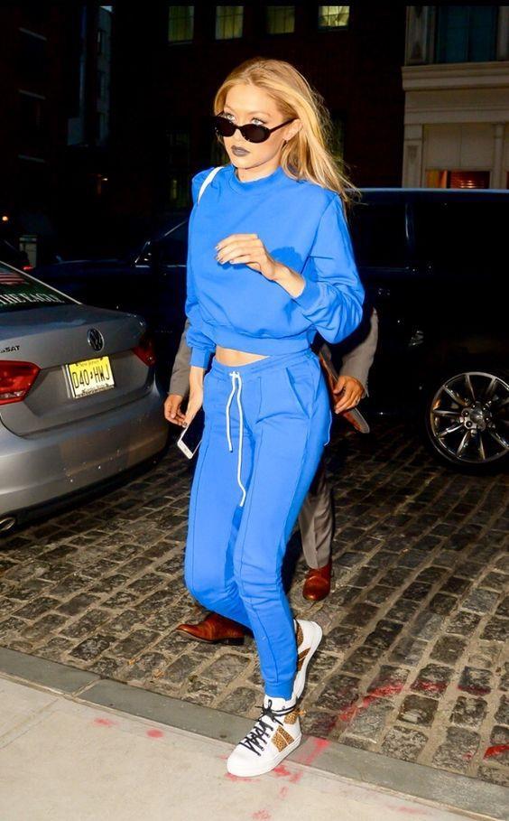 Bella Ve Gigi Hadid'in Spor Stili - 25