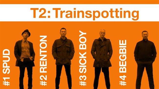 2017 – Trainspotting 2  İlki 90'larda genç olanlar için adeta bir felsefe dersi olan film, Ewan McGregor, Kevin McKidd ve Kelly Macdonald gibi isimleri tekrar İskoçya'nın buhranlı havasında izlememizi sağlıyor.