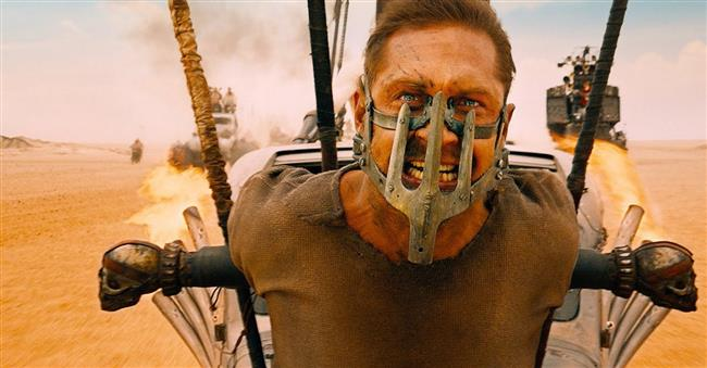 2015 – Mad Max (Fury Road)  Mel Gibson'ı yaratan efsane serinin yeniden çekiminde Charlize Theron ve Tom Hardy, susuz bir dünyada fena halde vahşileşmiş insanların kıyametini ekrana taşıdılar.