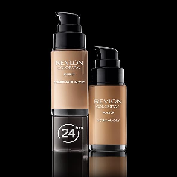 REVLON – ColorStay Makeup For Combo/Oily Skin Fondöten  Yağlı ve karma cilt tipleri için özel geliştirilen Revlon, kalıcılığa sahip ve hafiftir.