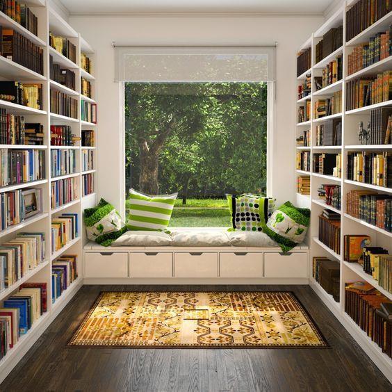 Kitap okumayı sevenler için bu mekanlarda rahat koltuklar, çay ve kahve molalarınızda sizlere eşlik edebilecek  berjer ve orta-küçük boy sehpalar ideal konforunuzu sağlayabilirsiniz.