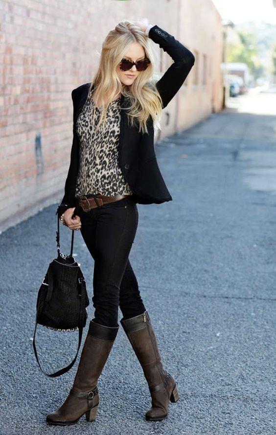 Giyimine göre feminen bir görünüm sunan leoparlar, özgüveni yükselterek yürüyüşlerinizi bile değiştirebileceğini söyleyebiliriz.
