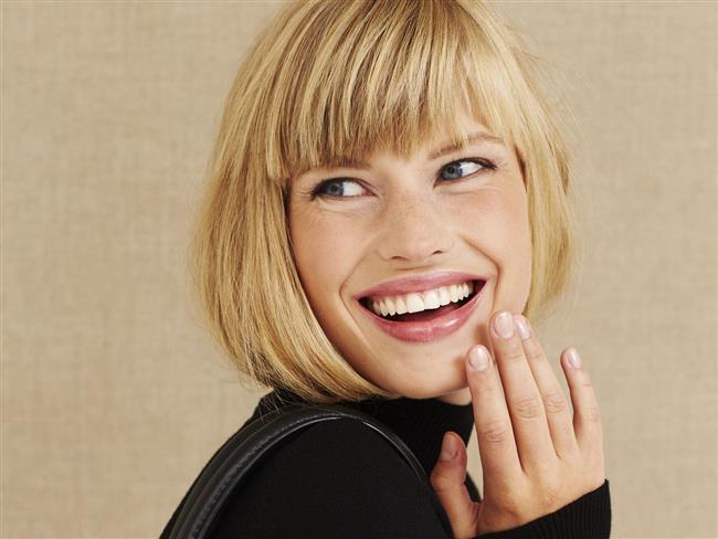 Yeni trendleri yakalayın  Modern bob kesim, dalgalı, düz ve yuvarlak saç kesimleri tercih edebilirsiniz.