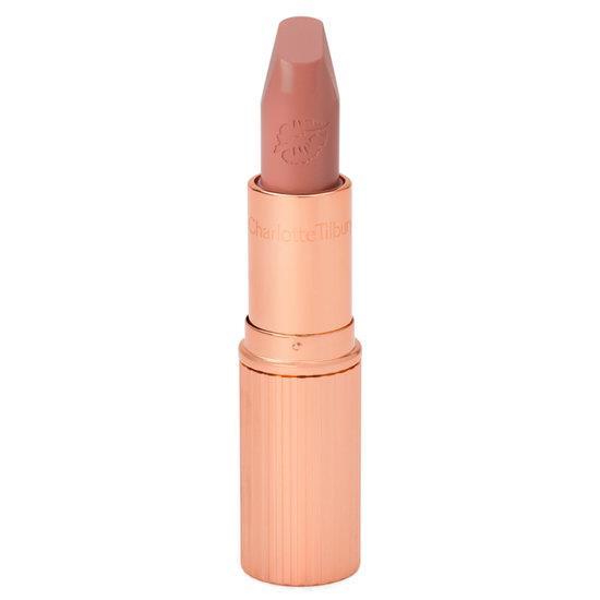 Charlotte Tilbury Hot Lips Lipstick - Kim K.W. Mac Lipstick - Modesty