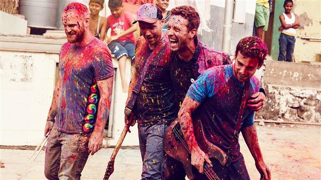 Coldplay  Yılın Turu Ödülü