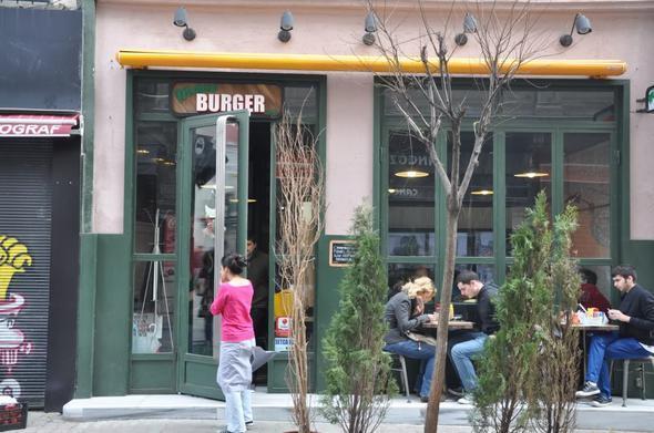 İstanbul'un En İyi 6 Hamburger Mekanı - 2