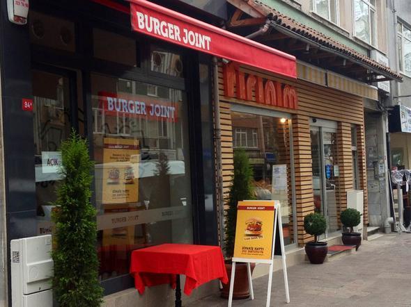 İstanbul'un En İyi 6 Hamburger Mekanı - 7