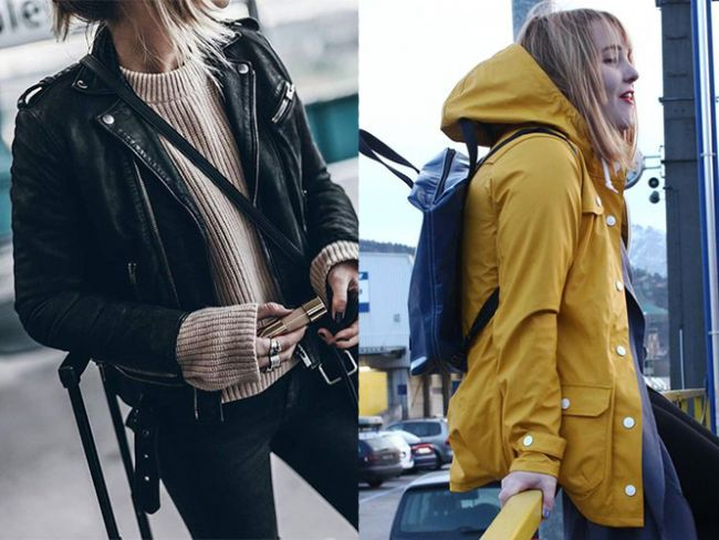Deri Ceket & Yağmurluk  Kış kapıda… yağmurlu günlerin yaklaştığı bugünlerde yağmurla başa çıkmak için deri ceket mi, yoksa yağmurluk mu tercih ediyorsunuz?