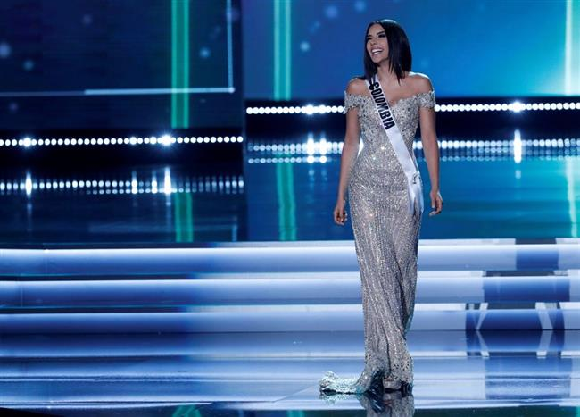Yarışmanın ikinci güzeli Kolombiya'dan Laura Gonzalez oldu.