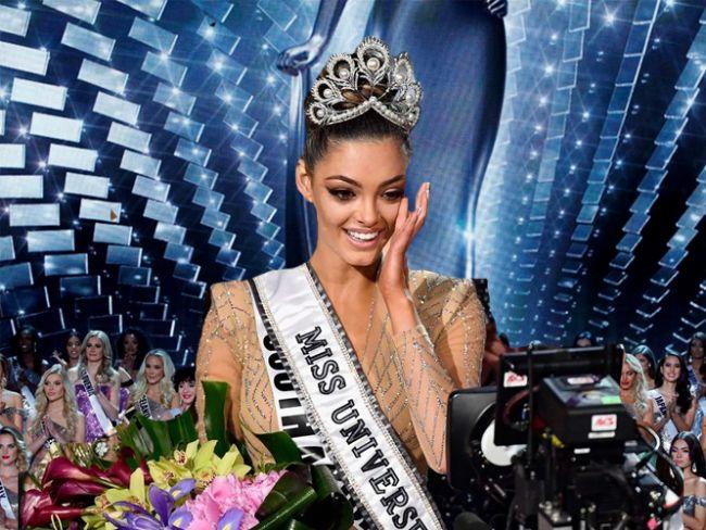 Bu yılki Miss Universe Kainat Güzellik Yarışması'nın kazananı Güney Afrika oldu. Yarışmaya bu yıl rekor sayıda katılım gerçekleşirken, Irak'ın 45 yıl aradan sonra ilk kez temsilci göndermesi dikkat çekti.  Kaynak Fotoğraflar: Google Yeniden Kullanım