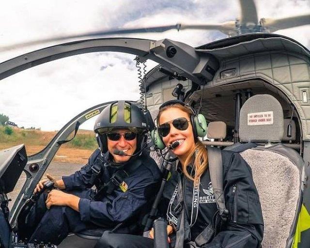 Dünyanın En Seksi Pilotu: Malin Rydqvist - 26