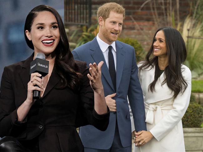 Prens Harry'nin Nişanlısı Meghan Markle Kimdir? - 1
