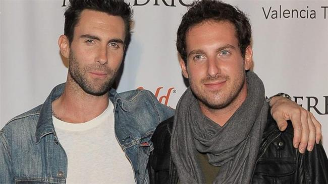 Adam Levine ve Michael Levine