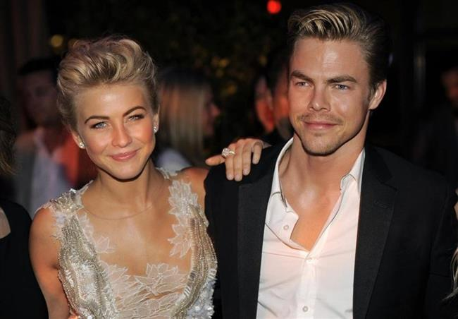 Julianne Hough ve Derek Hough