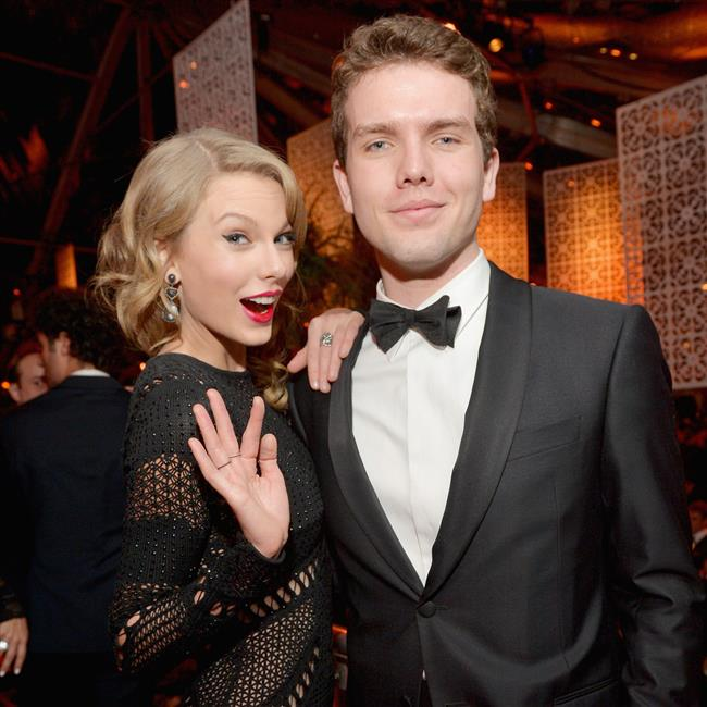Taylor Swift ve Austin Swift