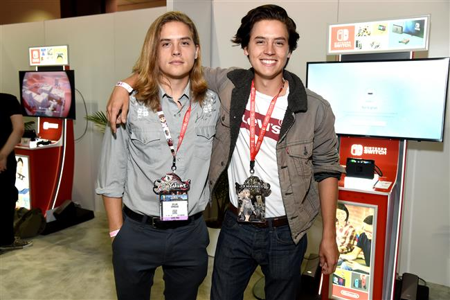 Cole Sprouse ve Dylan Sprouse