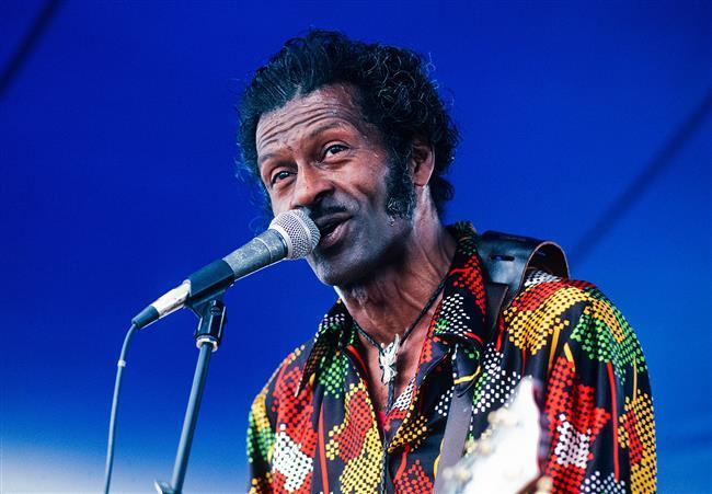 Chuck Berry  Rock'n Roll'un efsane ismi Chuck Berry, 18 Mart 2017'de 90 yaşında yaşama veda etti.