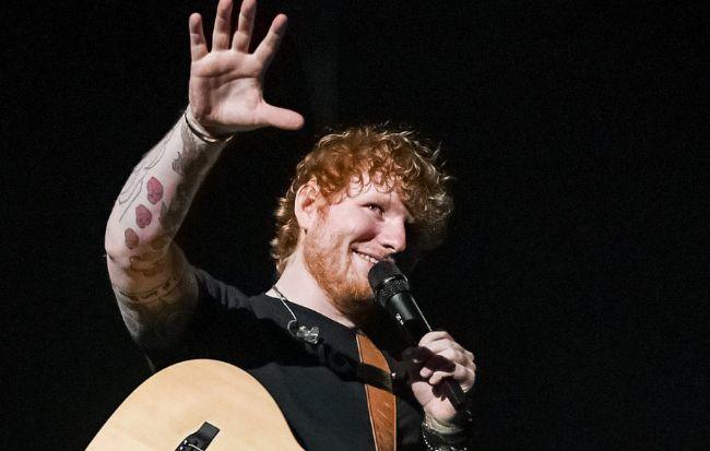 Dünya Genelinde En Çok Dinlenen Sanatçılar  Ed Sheeran en çok dinlenen erkek sanatçılar listesinde zirveyi korudu.