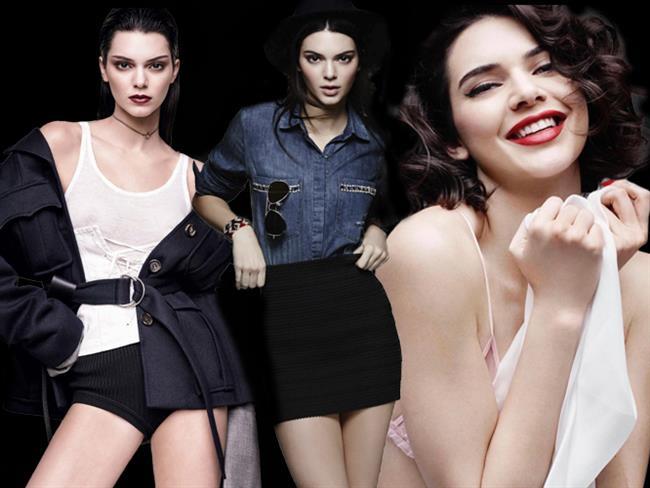 Gösteri dünyasının en göz önünde olan ünlü isimlerinden biri de şüphesiz  Kendall Jenner. Adeta güzel modelin attığı her adım magazin dünyası tarafından yakın mercekte.Güzelliğiyle herkesi büyüleyen Jenner geçtiğimiz günlerde ise Forbes dergisinin yayınlamış olduğu dünyanın en çok kazanan mankenler listesinde 22 milyon dolarlık yıllık geliri ile zirvenin sahibi olmuştu.Aynı zamanda genç yaşına rağmen ünlü güzel 'Son 10 Yılın Moda İkonu''seçilmişti.İşte ünlü model hakkında pek bilinmeyen 5 gerçek...  Kaynak Fotoğraflar:Google Yeniden Kullanım