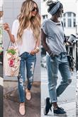 En İyi Ripped Jeans Kombinleri - 2