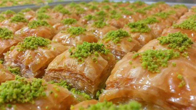 yemek: fıstıklı baklava kaç kalori [34]