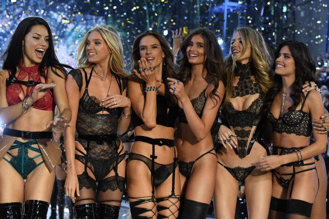 Victoria's Secret Melekleri Makyajsız Halleri - 1