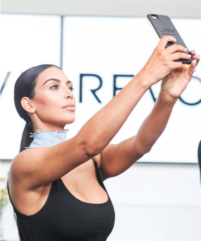 Ünlülerin En Meşhur Selfie'leri - 20