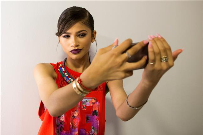 Ünlülerin En Meşhur Selfie'leri - 6