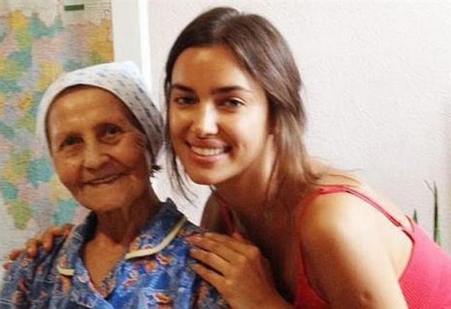 Irına Shayk'ın Unutmak İstediği Fotoğraflar - 21