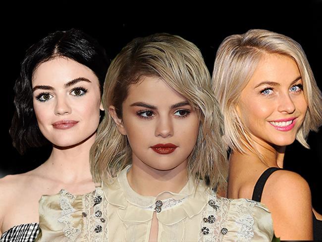 Son dönemlerin trendi olan birçok kısa saç stilini kullanırken çabasız cool görünmek isteyenler için ünlü isimlerden ilham alarak kısa saçlarınızı nasıl şekillendirebileceğinizi inceledik.  Kaynak Fotoğraflar: Pinterest