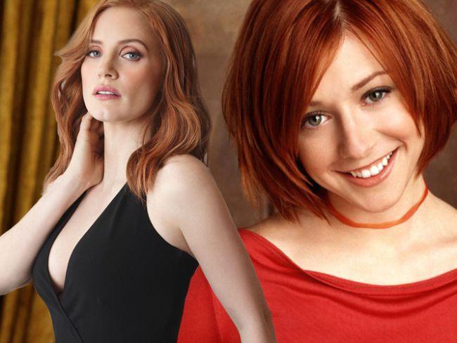 Onlar bu rengi çok sevdi. İşte kızıl saçlarıyla kendine hayran bırakan 15 kızıl ünlü...  Kaynak Fotoğraflar: Google Yeniden Kullanım