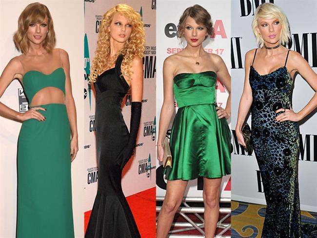 2006'dan Bugüne Taylor Swift - 1