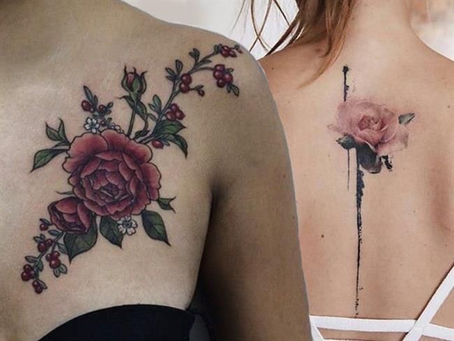 Çiçekleri çok sevenler ve bedenlerinde de bu tür desenleri tercih edenler için birbirinden güzel çiçekli dövme modellerini sizler için bir araya getirdik.  Kaynak Fotoğraflar: Pinterest