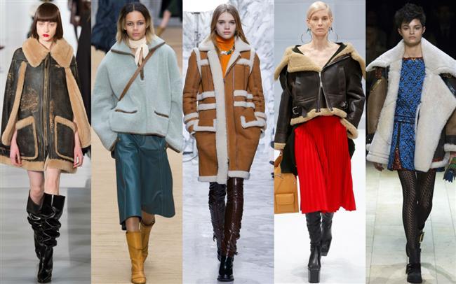 Bu sezonun en hit parçası hiç kuşkusuz shearling ceketler. Sokak modasını bir anda etkisi altına alan bu akımı sizler için yakın merceğe aldık...  Kaynak Fotoğraflar: Pinterest