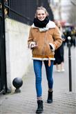 Trend Alarmı: Shearling Ceketler - 6