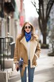 Trend Alarmı: Shearling Ceketler - 11