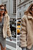 Trend Alarmı: Shearling Ceketler - 7