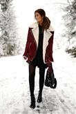 Trend Alarmı: Shearling Ceketler - 15