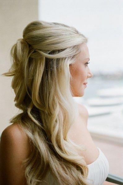 Kış Gelinleri İçin Saç Modelleri - 15